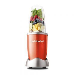 nutribullet 600 watts rojo